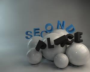 Second Place 3D wallpaper 2