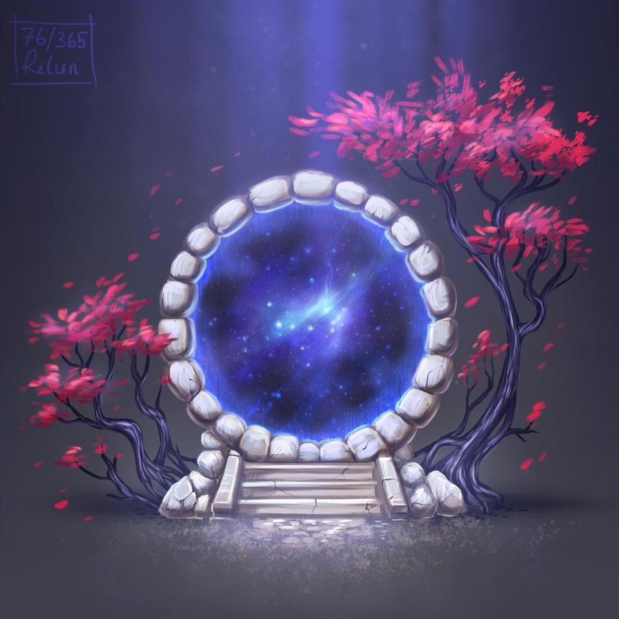 Portal by Rilun