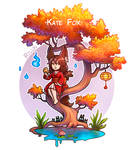 for Kate Fox