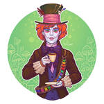 Mad Hatter by Rilun