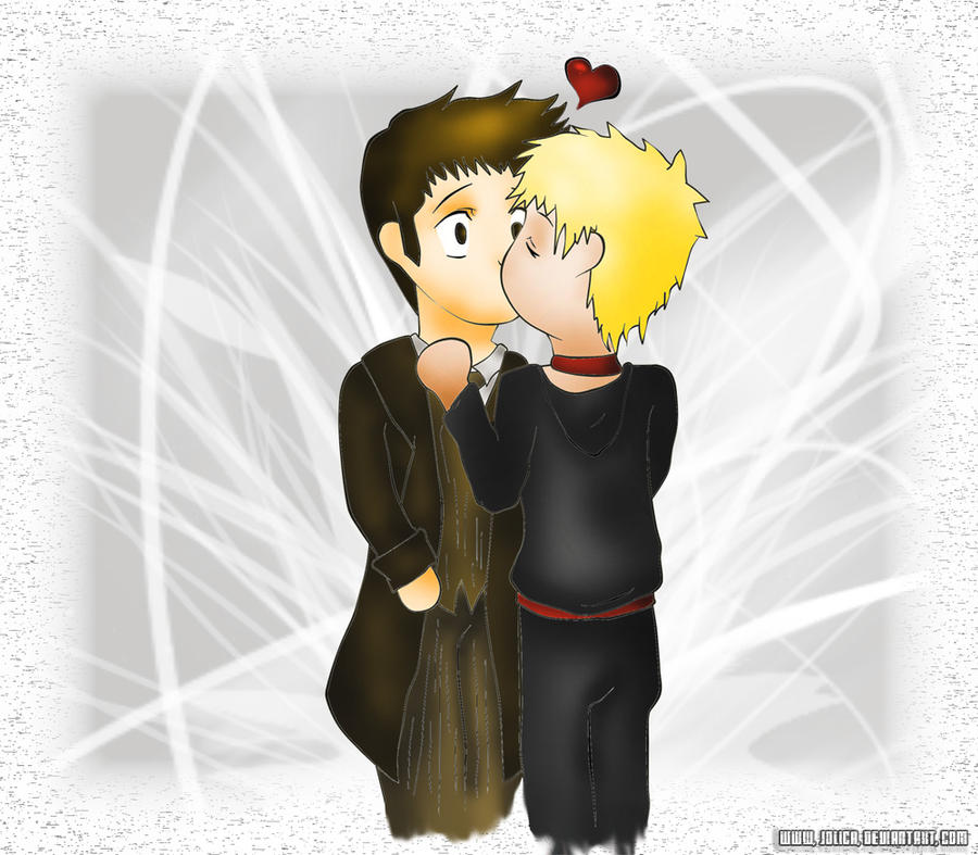 kiss by jolica