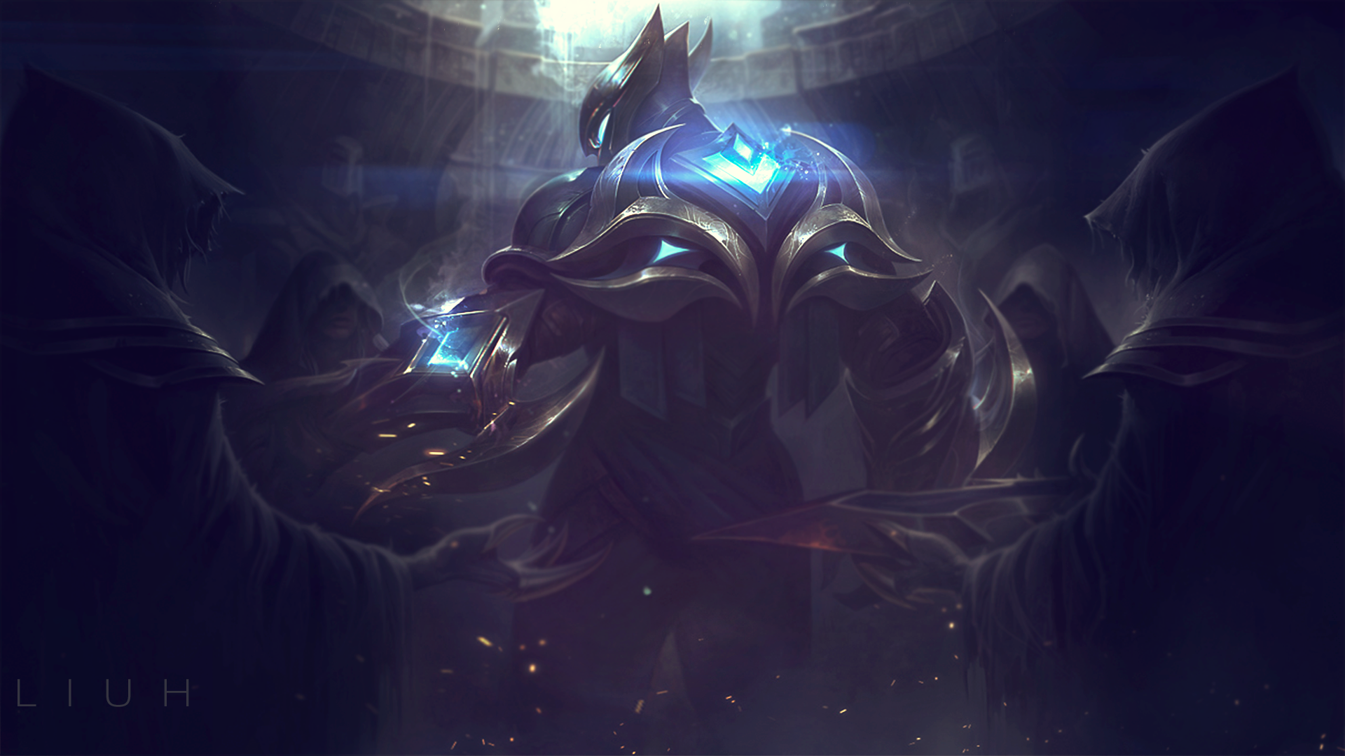 Championship Zed By KR Liuh