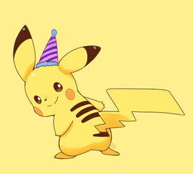 Pokemon Day by fuwoops