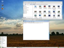Ubuntu 8.04 LTS - LXDE by PrimoTurbo