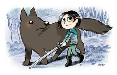 Arya Stark (Game of Thrones).