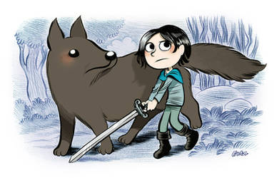 Arya Stark (Game of Thrones).