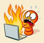 Fire! by bloglaurel