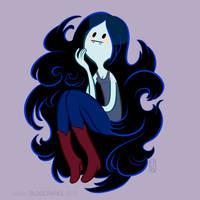 Marceline. by bloglaurel