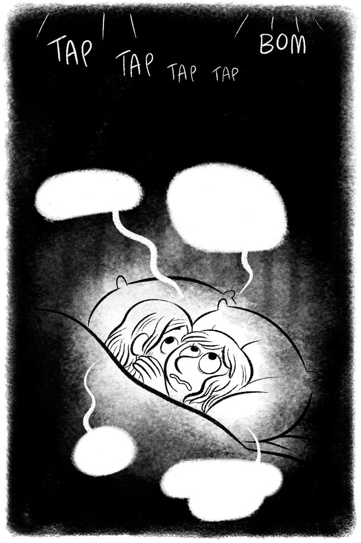 Night. by bloglaurel