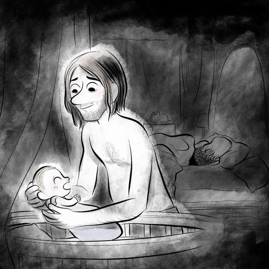 The baby. by bloglaurel
