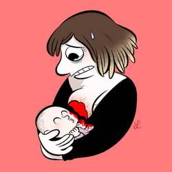 Breastfeeding. by bloglaurel
