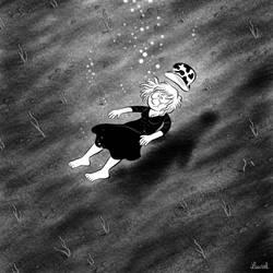 Underwater by bloglaurel