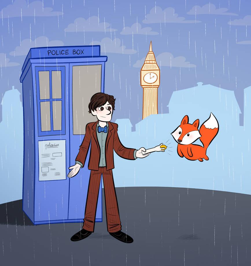 Doctor Who. by bloglaurel