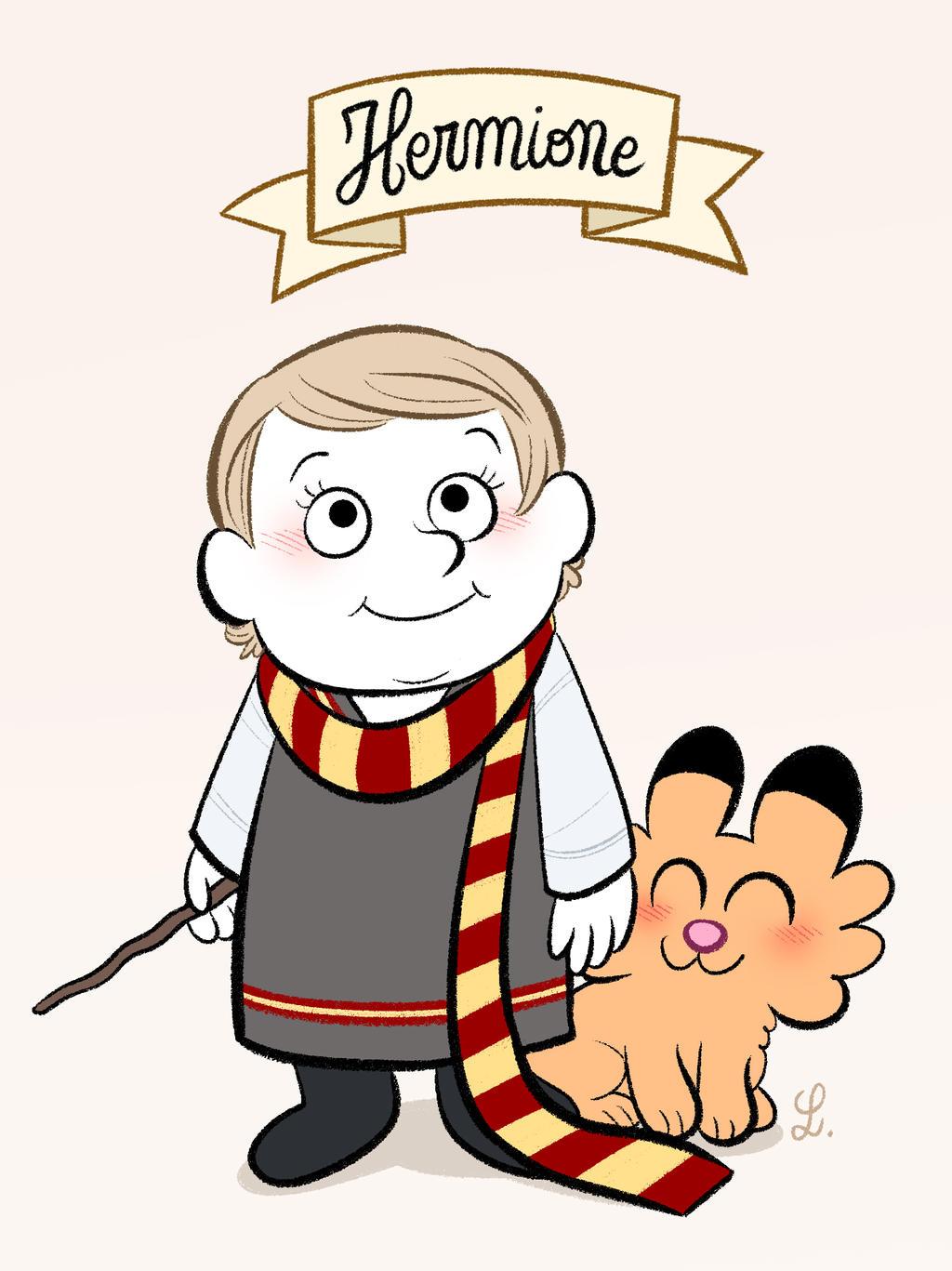 Hermione by bloglaurel