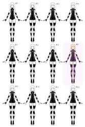 Suit Variation (Upgrade)