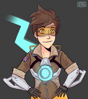 Tracer by froste-art