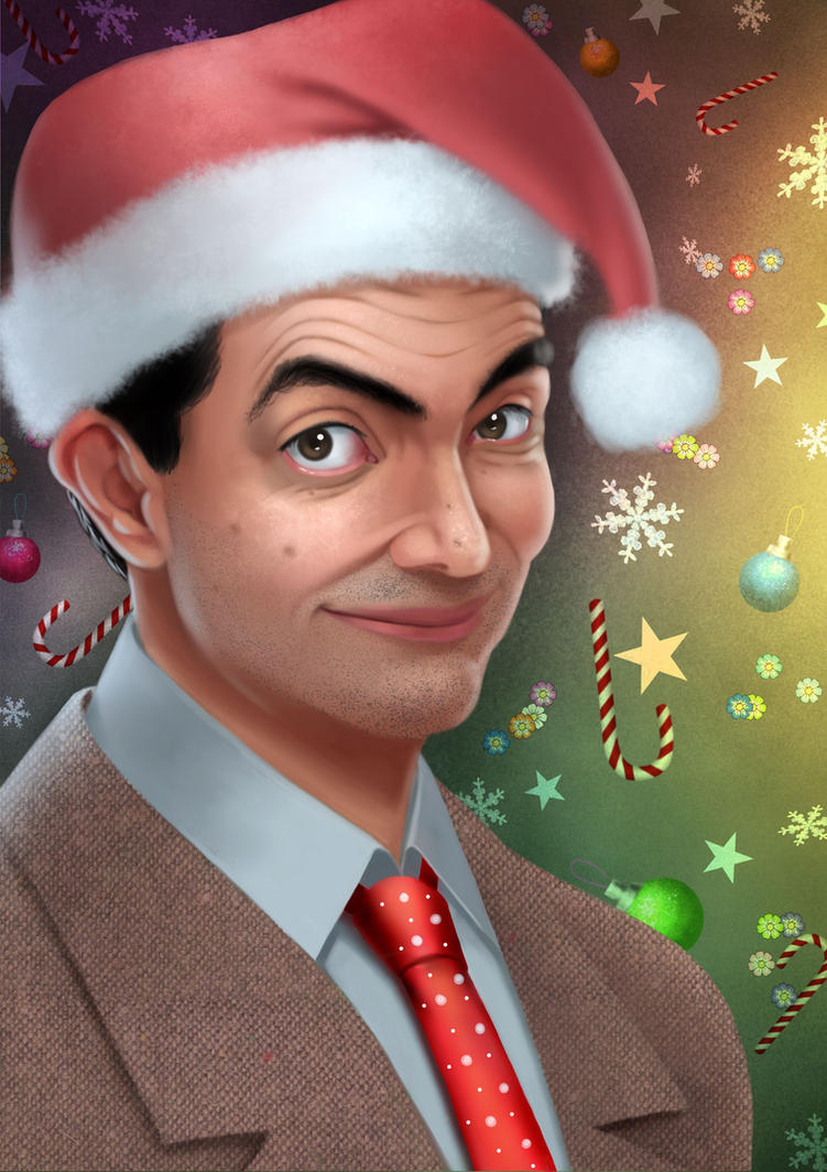 Bean Official Merry Christmas - NVE Media