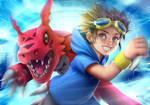 Takato Matsuki  ( Digimon Tamers )