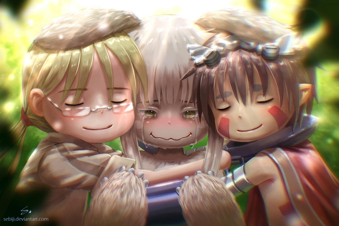 Made in Abyss by Sebiji