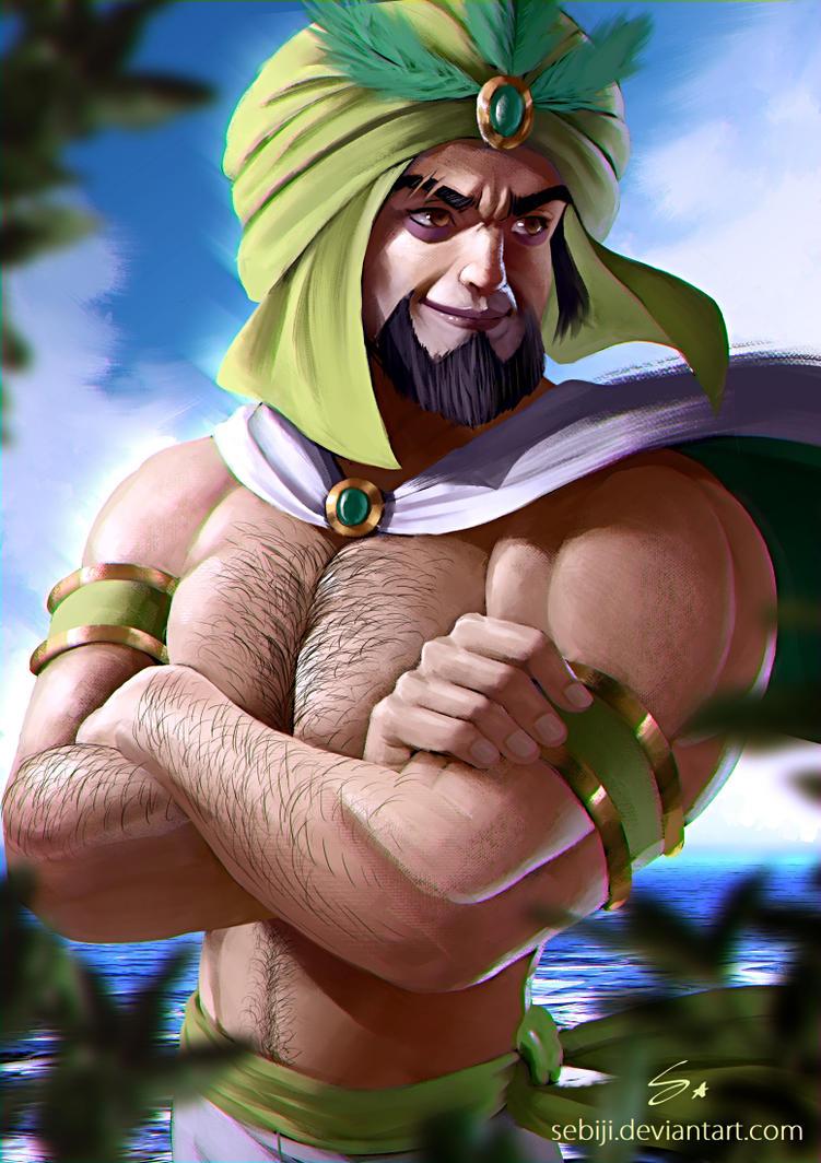 Prince Asad Makin ( Prince-Asad-GID ) - request by Sebijy