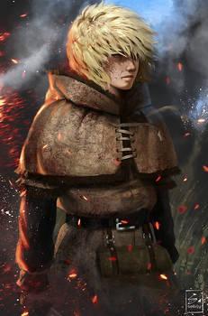 Thorfinn from Vinland Saga