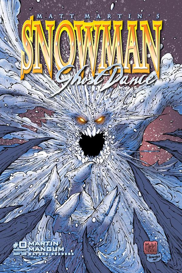 Snowman GD Cover