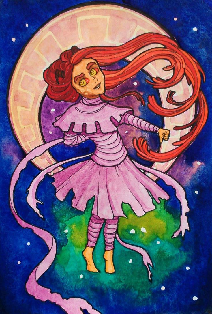 Starry Vengess Ava. by ArrivederciCaponi