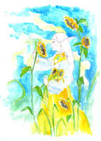 Savitri Sunshadow by adreamofthestars