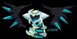 Aurora Pixel by LightningClawedSky