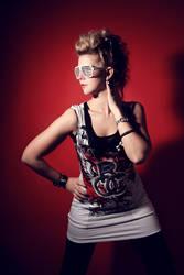 Rocker Chick by StefanieSauer