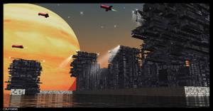 City by GabrielM1968