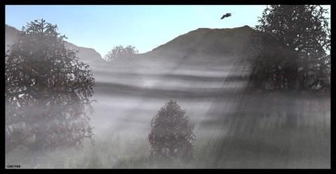 Morning Haze by GabrielM1968