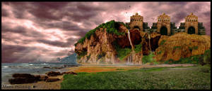 Matte Painting test with Photoline by GabrielM1968