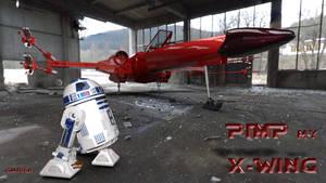 Pimp my X-Wing by GabrielM1968