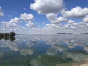 Lac de la Foret d'Orient (France)