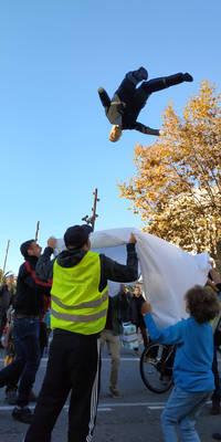 Marche pour le climat (Nice - France)
