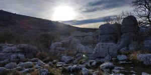 Plateau de Saint Barnabe (France)