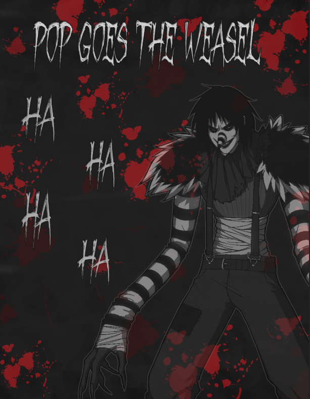 Laughing Jack Wallpaper By Adrie870
