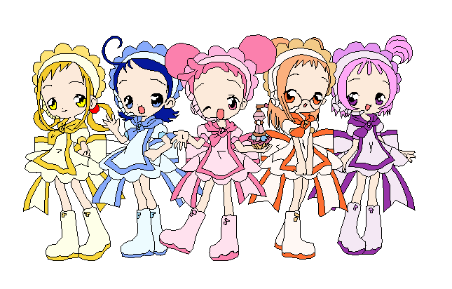 Magical Doremi By Hero Of Awesome