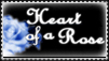 Heart of a Rose Stamp by Hero-of-Awesome
