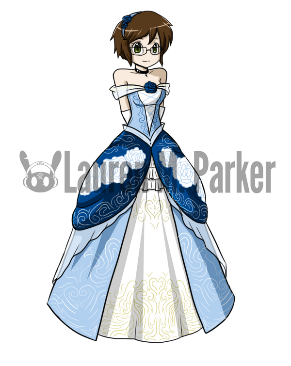 Fancy Ball Gown by Hero-of-Awesome on DeviantArt