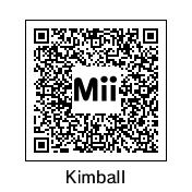 Kimball Qr code by burntuakrisp