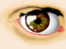 Eye by Shalada