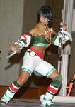 Cosplay: Talim - Action Stance by ryosama