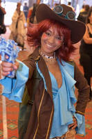 Cosplay: Cowgirl Ed by ryosama