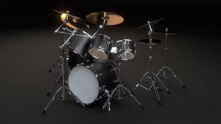Drumset by slavoo