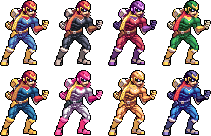 JUS-R - Captain Falcon by ayaiken