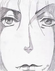 Close Up by Sakenchinan