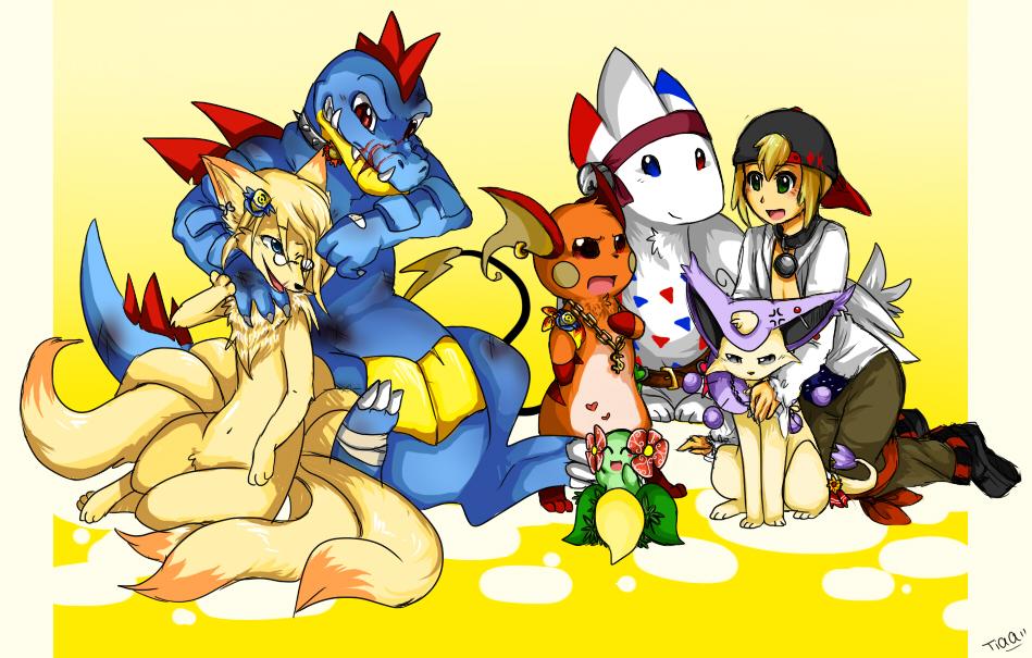 list of pokemon in pokemon heart gold
