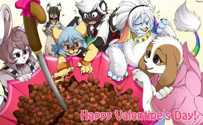 happy valentines !!